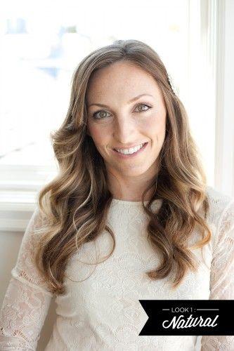Natural Wedding Makeup Diy : 32 best images about Makeup on Pinterest Wedding makeup ...