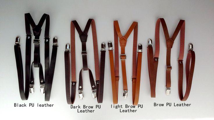 Wedding suspenders.Leather Suspenders.Mens Suspender.Brown Suspenders.1.5cm width.Party Suspenders. by Candyhandmadeshop on Etsy https://www.etsy.com/listing/215380737/wedding-suspendersleather-suspendersmens