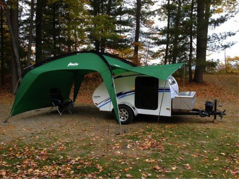 Pahaque Cottonwood Xlt Shelter W Awnings Jeep