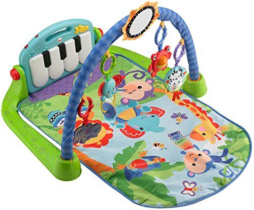 Fisher-Price Kick & Play Piano Gym, Blue - http://rfernandez.otldemo.com/wp_timeless/fisher-price-kick-play-piano-gym-blue/