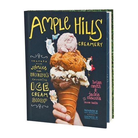 Abrams Books Ample Hills Creamery Book