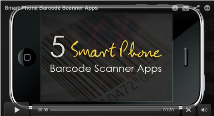 Use your smartphone's camera and your favorite barcode scanner to inventory damaged items for insurance claims.