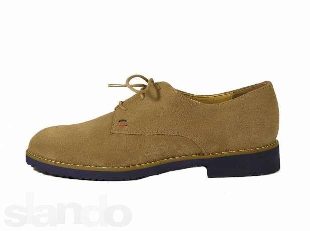 Туфли оксфорды женские томми хилфигер