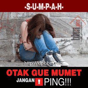17 Best Images About Dp Bbm Terbaru On Pinterest