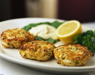 Morton's Steakhouse Crab Cakes