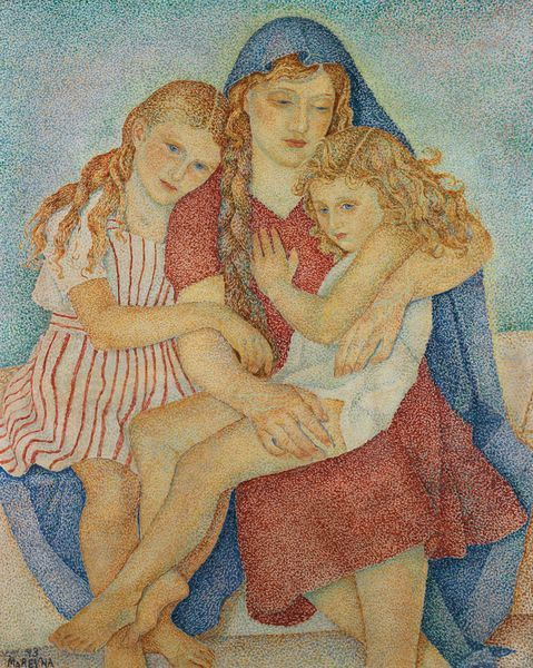 A PROMINENT 20TH CENTURY EUROPEAN COLLECTION December 8-9 Marie #Marevna( 1892-1984) Tendresse, 1943