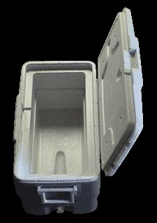 really good info about packing coolers. How to keep things frozen. Separate out