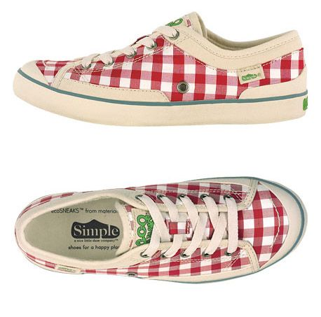 Simples' shoes, apparently they aren't making anymore shoes for a while, which is really sad... But I love the brand