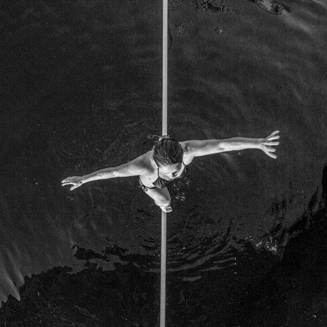 Perspectivas. Múltiplas possibilidades, sempre! Foto: @chadbonanno #slackclick #slackline #equilibrio #consciência #liberdade #evolução #esporte #slacklining #slacklife