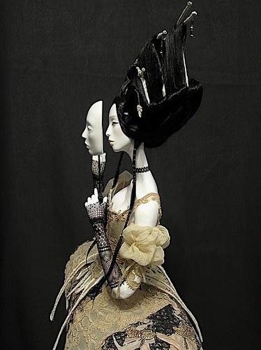 .Hands, Art Style, Weird Art, Fashion Art, Masks, Katya Popova, Artdolls, Art Dolls, Style Blog