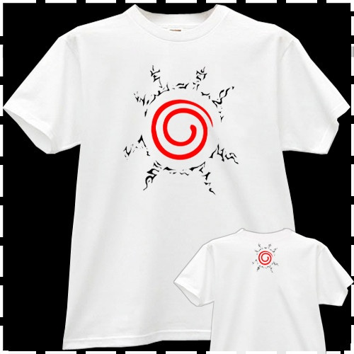 Naruto T-shirt Anime T-shirt Cosplay T-shirt Naruto Clothes 016 - Otaku Shop $17