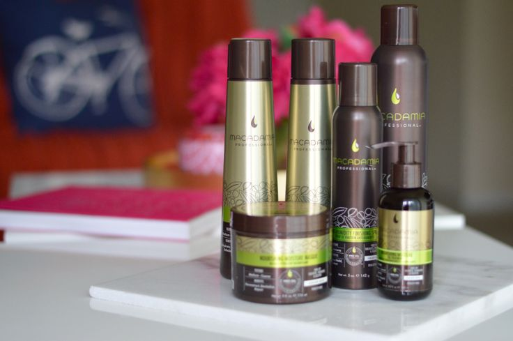 Currently Coveting: Macadamia Hair Products