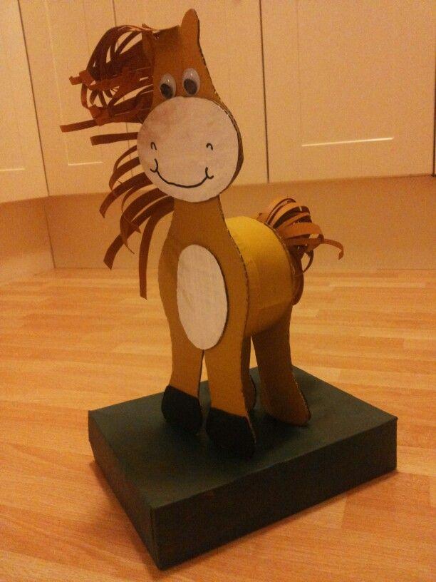 Paard ~ niet al te moeilijk maar toch hele leuke paard surprise