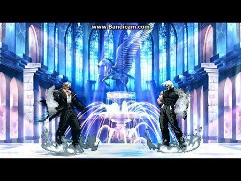 KOF WOJ ~ Dark God Rugal VS Dark Rugal B. Full HD
