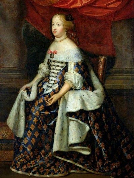 Marie-Thérèse d'Autriche, Infante d'Espagne, Infante de Portugal, Archiduchesse d'Autriche (Madrid, 10 septembre 1638 - Versailles, 30 juillet 1683), fut l'épouse de Louis XIV, infante d'Espagne, reine de France et brièvement régente en 1672 lorsque Louis XIV était en guerre contre la Hollande.