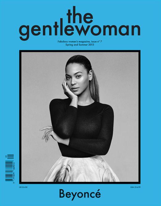 Beyoncé Covers The Gentlewoman Magazine