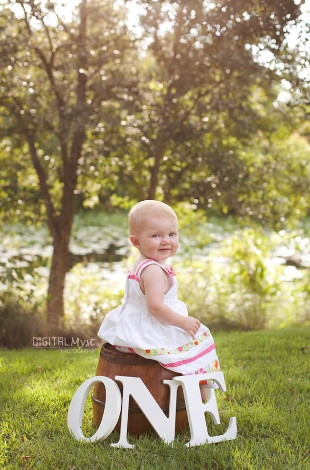 First birthday photography for children can be