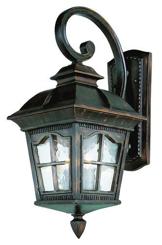 Wall Sconce Lighting Menards : Patriot Lighting Redford 1 Light 21