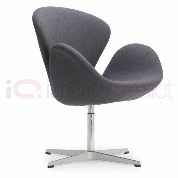 Arne Jacobsen Swan Chair Reproduction | Interior Addict