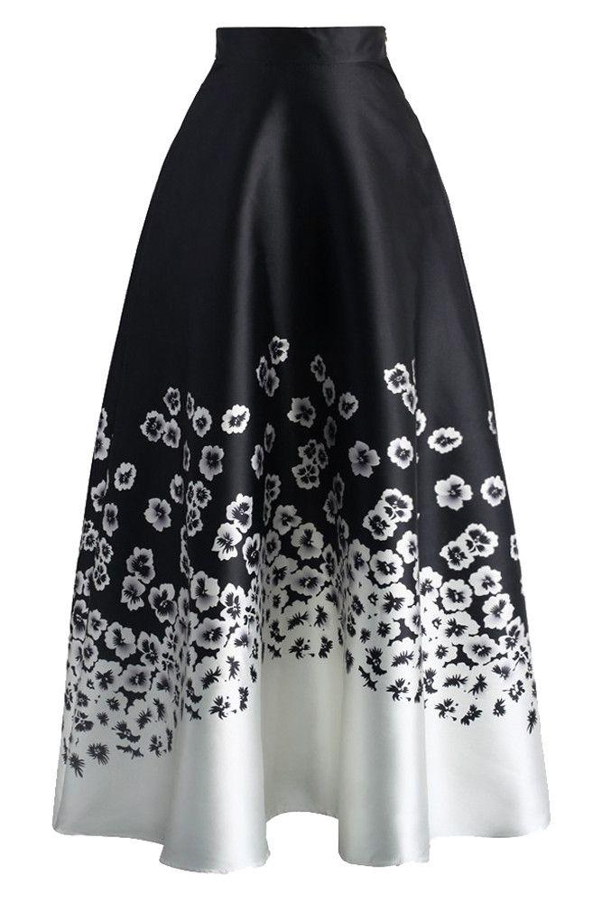 bd678a4c3588 Soldes jupes longues jupes longues boheme