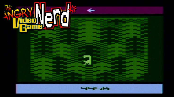 Watched on 2015.08.17 | E.T. Atari 2600 - Angry Video Game Nerd - Episode 120 (AVGN MOVIE SPOILER) | YouTube video