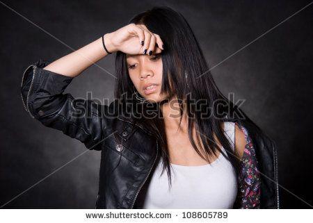 Depressed Black Teenagers Stock Photos, Depressed Black Teenagers Stock Photography, Depressed Black Teenagers Stock Images : Shutterstock.com