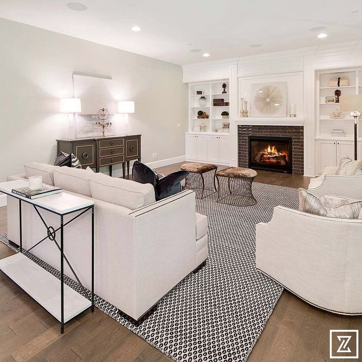 2017 NW Natural New Homes Tour – 2 Creeks Construction #paradecraze #paradeofhomes #2creeksconstruction #twocreeksconstruction #livingroom #carpet #couch #chairs #fireplace #rug #woodfloor #lamps #shelving #ottoman #design #interiordesign #designer #interiordesigner #decor #homedecor #homedesign #home #house #parade2017hba #NWNaturalNewHomesTour #Washington #Vancouver #BIACC