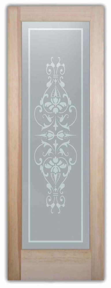 Bordeaux Door Private   Glass Doors Interior Frosted Privacy Glass Door  Traditional Designs By Sans Soucie