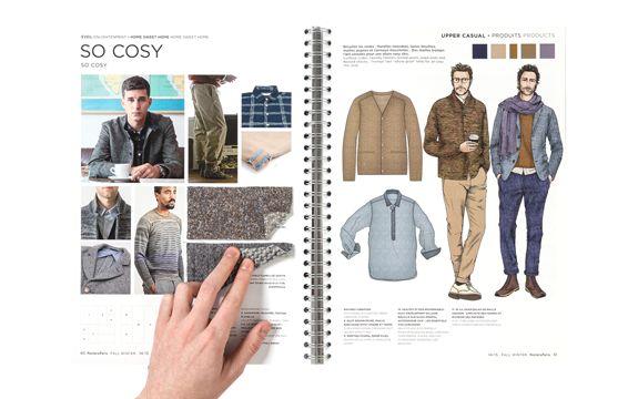 Peclers - Catalogue de style - Hommes - Hiver 2014-2015