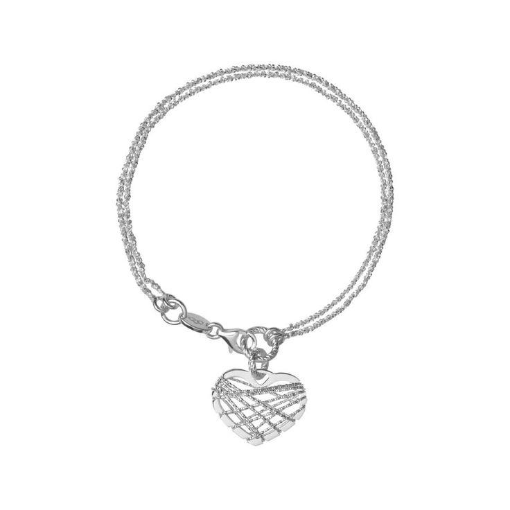 Dream Catcher Heart Bracelet, Links of London Jewellery
