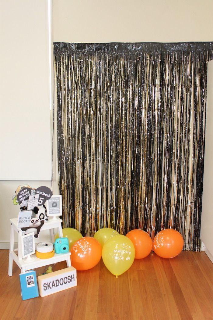Kung Fu Panda Birthday Party on Karas Party Ideas  ~ 212735_Birthday Party Ideas Unisex