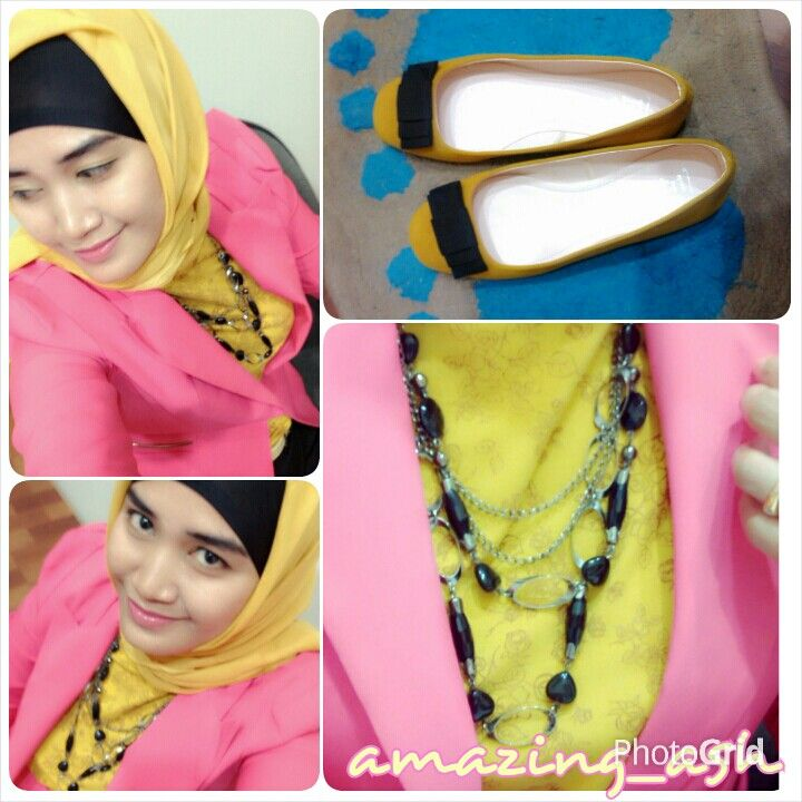 Mix for yellow & pink