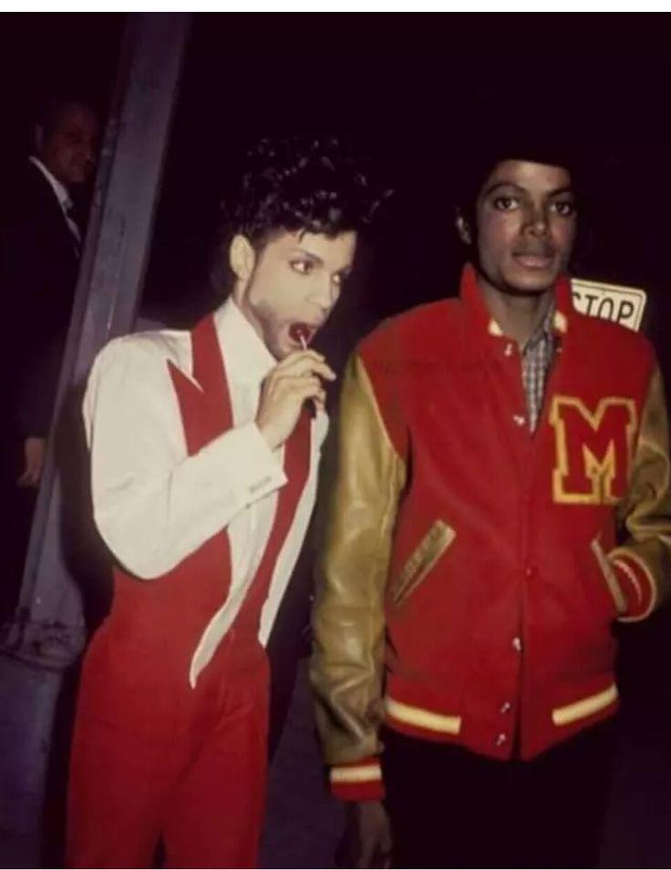 #Prince #MichaelJackson... R.I.P BOTH MY BABIES..