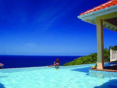 in honor of b's honeymoon, st. lucia is on my list of places to travel next!