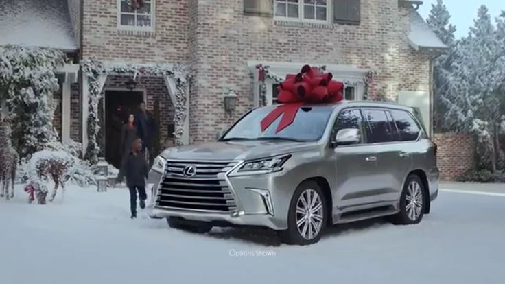 Lexus December to Remember: Mall Santa TV Commercial ad advert 2016  Lexus TV Commercial • Lexus advertsiment • December to Remember: Mall Santa • Lexus December to Remember: Mall Santa TV commercial • This holiday, if you're going to wish … wish big. The December to Remember Sales Event is going on now at your Lexus dealer.   #Lexus #car #Toyota #BMW #Audi #cars #LFA #Automotive #RCF #supergt #AbanCommercials