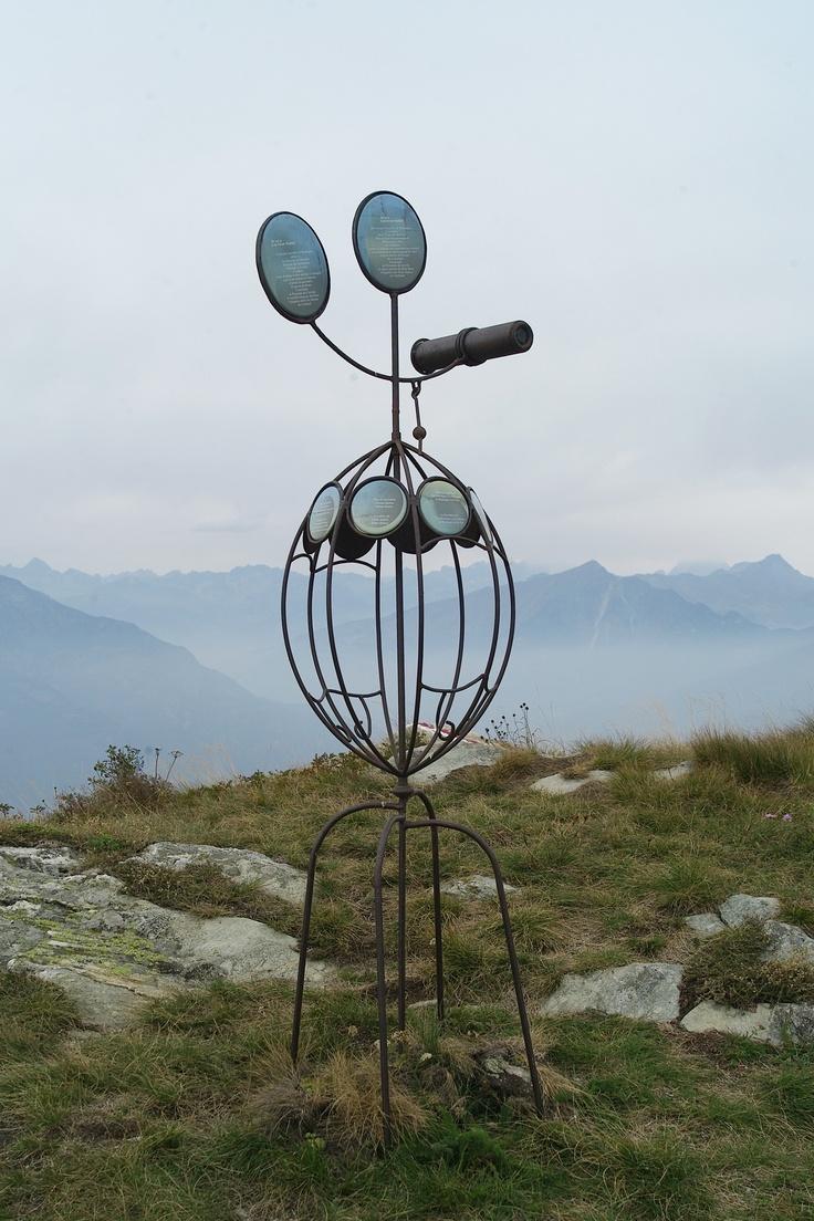 Oracolo dello scarabeo, in Hone, Valle d'Aosta