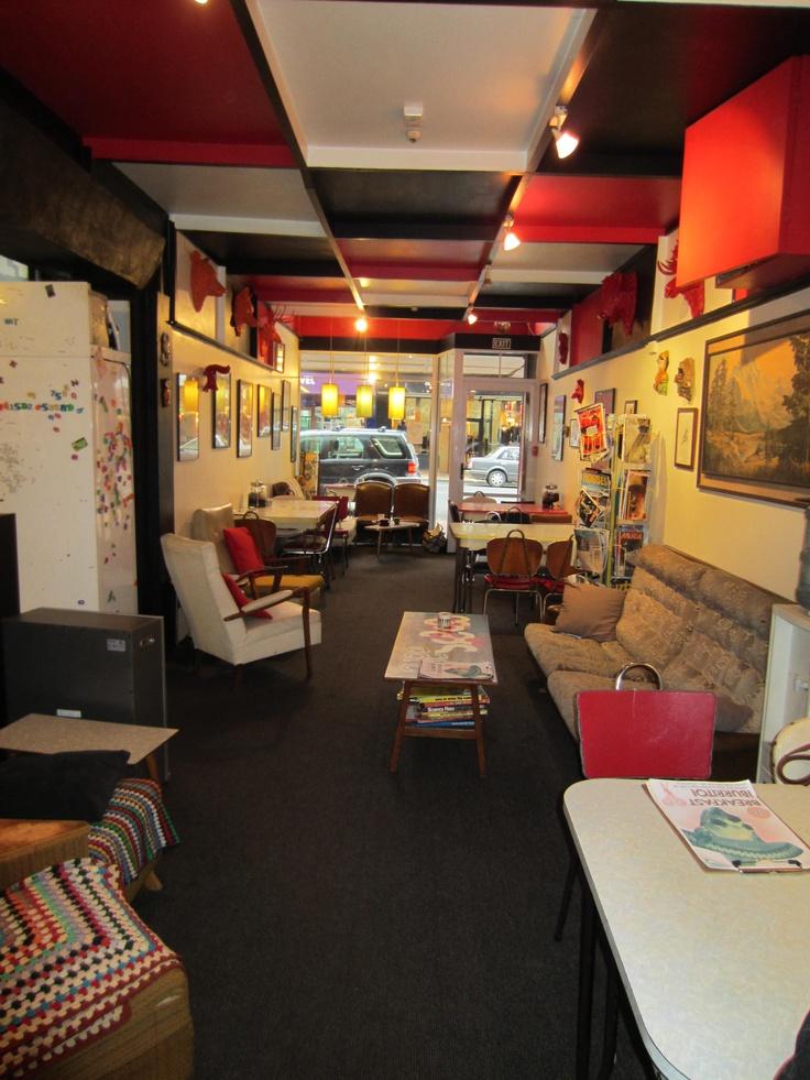 Modaks Cafe....Dunedin NZ