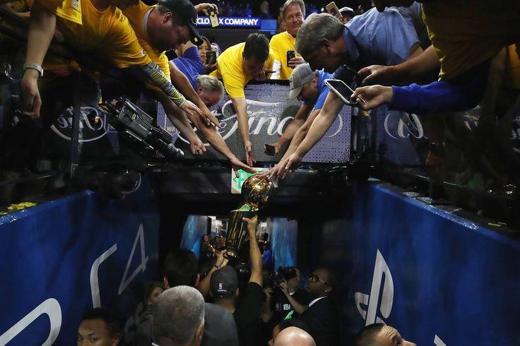 2017 NBA Champs, GSW