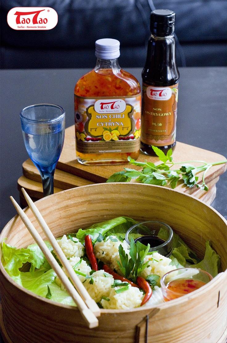 Tajskie kuleczki ryżowe z Sosem chili z cytryną TaoTao, http://taotao.pl/przepisy_kulinarne/t,kuleczki/m,1/id,2265949,tajskie_kuleczki_ryzowe_z_sosem_chili_z_cytryna_taotao_taotao.html