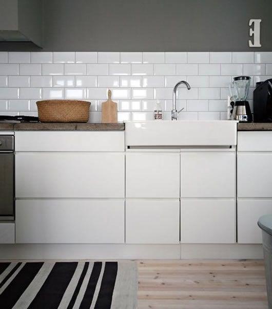 25+ best ideas about küche fliesenspiegel gestalten on pinterest ... - Fliesen In Der Küche