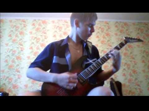 Disturbed - Haunted Guitar Cover Guitar