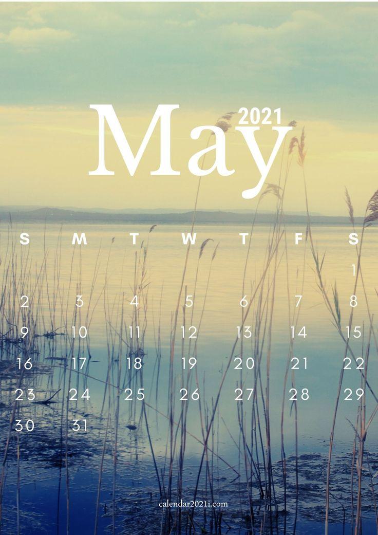 iPhone May 2021 Calendar Nature Wallpaper Download ...