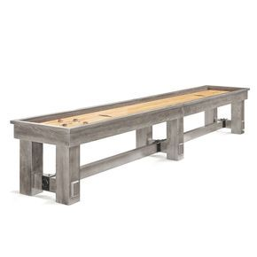 Family Leisure is brining a unique mix of new shuffleboard tables from Brunswick Billiards. Home shuffleboard tables are few and far between. Be the first of your friends to own one!