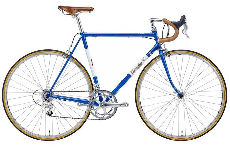 Condor Classico Road Frameset | Timeless design re-created with modern technologies