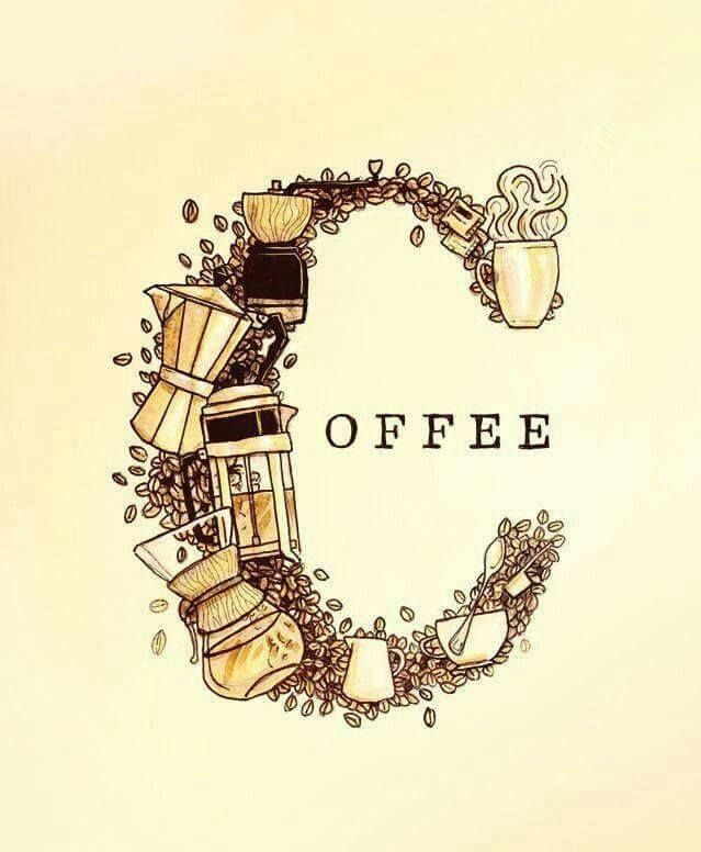 C is for coffee... that's good enough for me. I may have drank too much tonight. Hope I can sleep through all the caffeine. To sleep well is good advice. :)