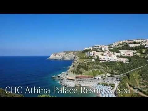 Hotel con 3 campi da tennis a Creta Grecia