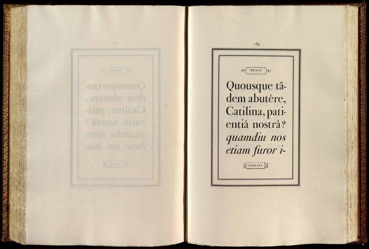 Manuale Typografico
