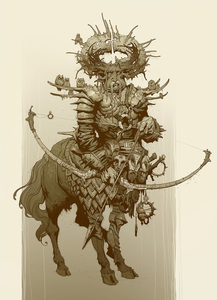 ArtStation - Forest Guardian, Ivan Laliashvili