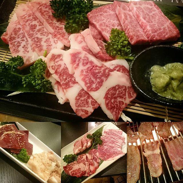 #白老牛  #A5ランク #牛肉#肉 #焼き肉 #北海道#室蘭#ふたしら  白老牛❤ やっぱり美味しいなぁ🐮❤ とろけました🙆⤴⤴ ☆☆☆ #JAPAN#Japanesefood #foodInstagram #foodlike #Instagood#Instahappy #beef #happy#😋#🍖