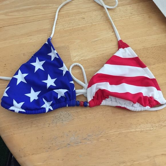 4th of july swimsuit tops
